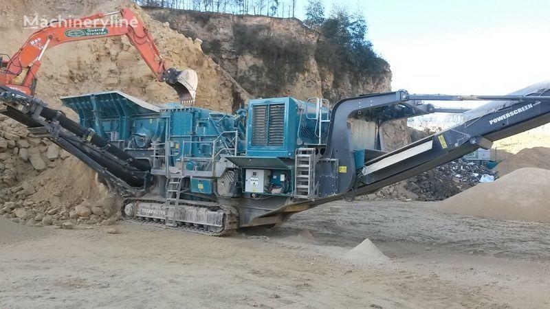 TEREX Pegson XH500 Impactor crushing plant