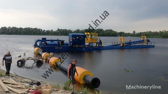 new NSS 2500/60-GR-E dredge