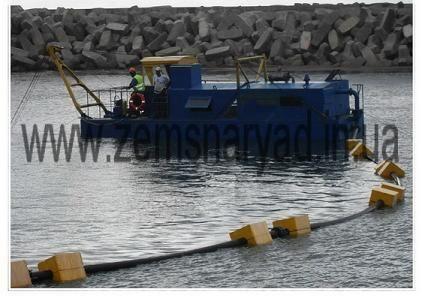 new NSS Zemsnaryad 400/20-GR dredge