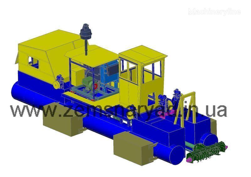 new NSS Zemsnaryad NSS 240/30-F dredge