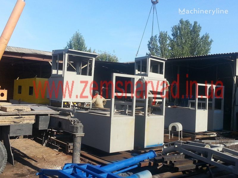 new NSS Zemsnaryad NSS 250/40-GR dredge