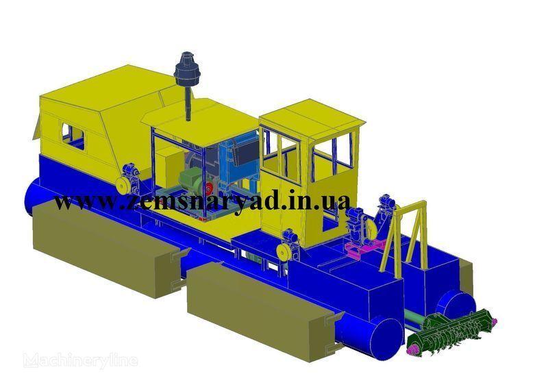 new NSS Zemsnaryad NSS 300/30-F dredge