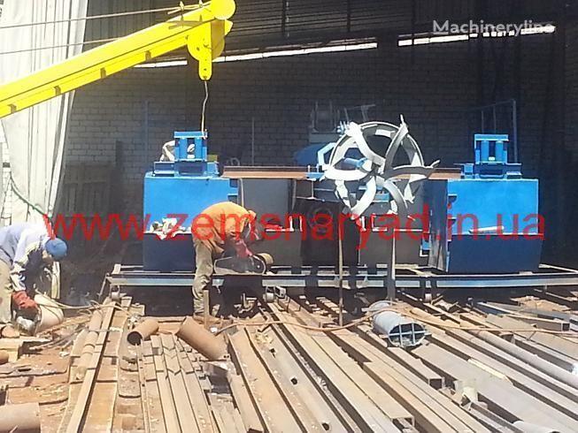 new NSS Zemsnaryad NSS 400/20-F-E dredge
