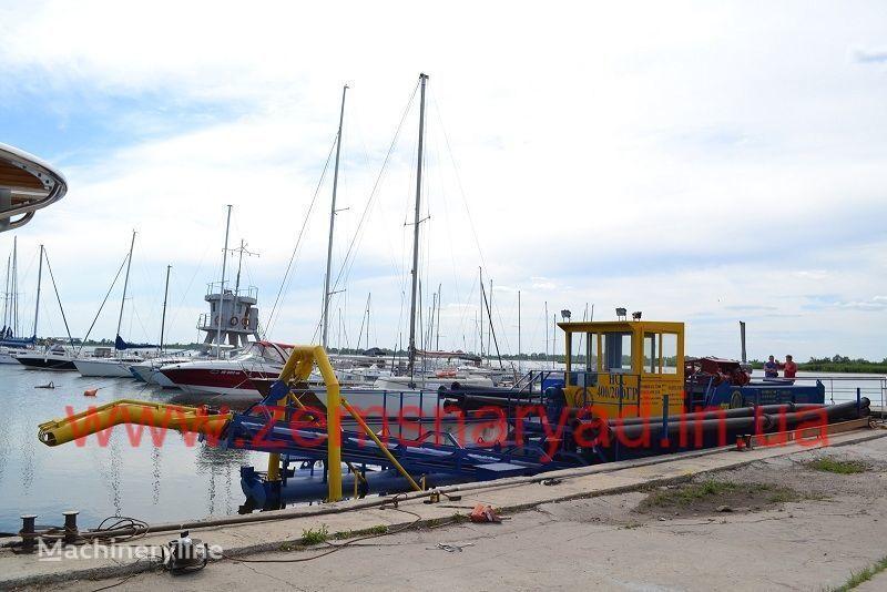 new NSS Zemsnaryad NSS 400/20-GR-F dredge