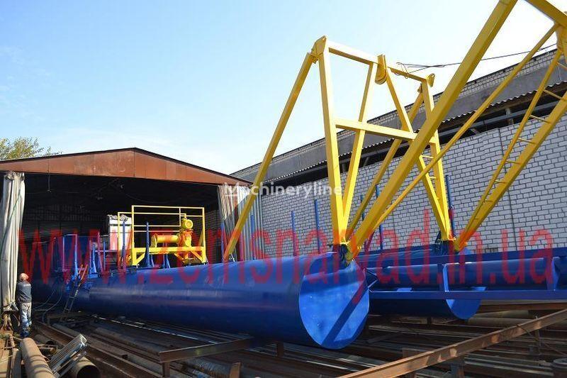 new NSS Zemsnaryad NSS 800/40-K-F dredge
