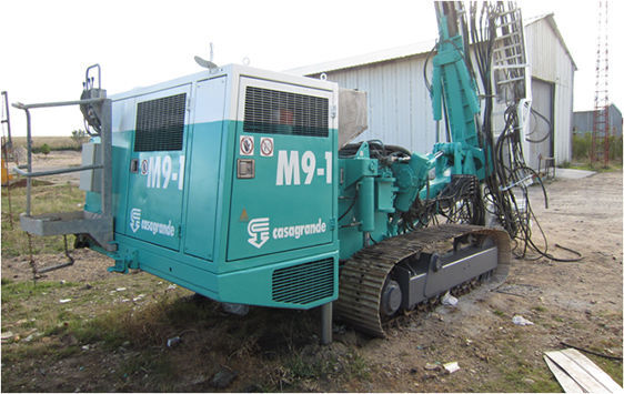 CASAGRANDE M9 drilling rig