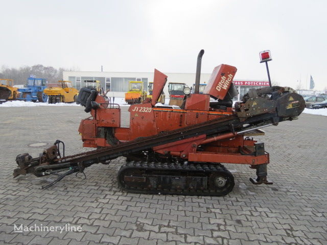 DITCH-WITCH JT 2320 drilling rig