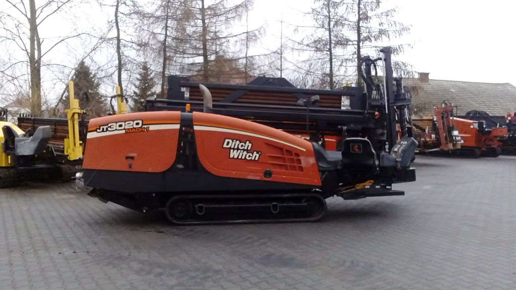DITCH-WITCH JT3020 Mach1 drilling rig