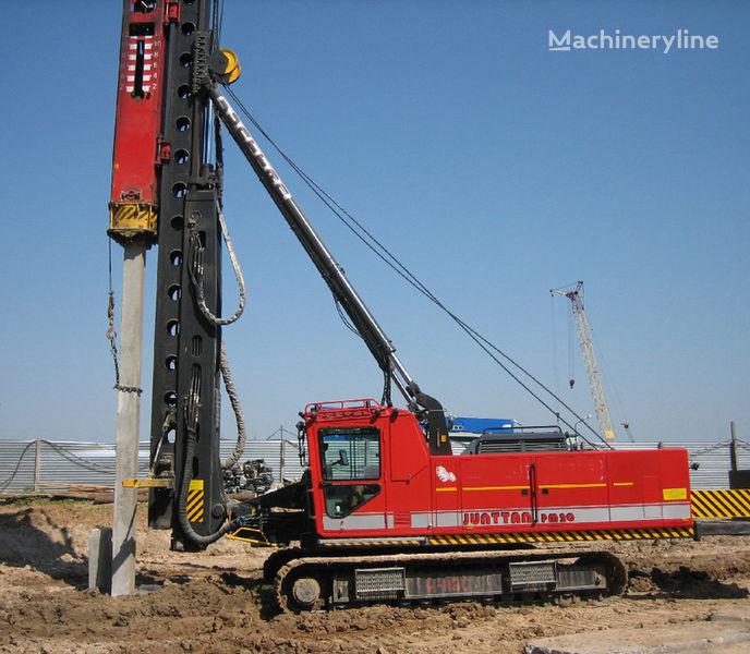 Junttan PM20LC drilling rig