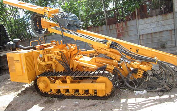 KLEMM KR806D drilling rig