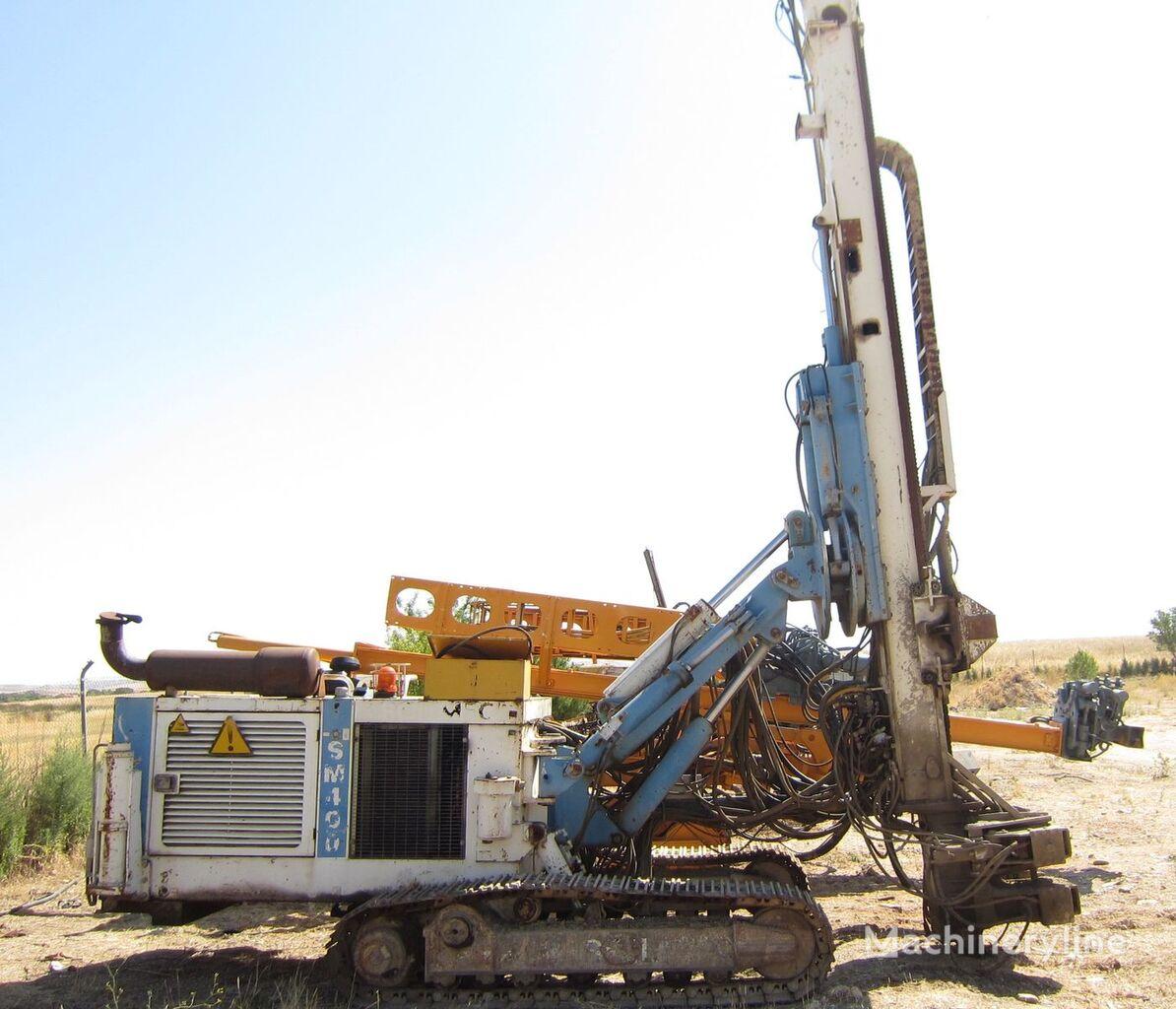 SOILMEC SM400 drilling rig