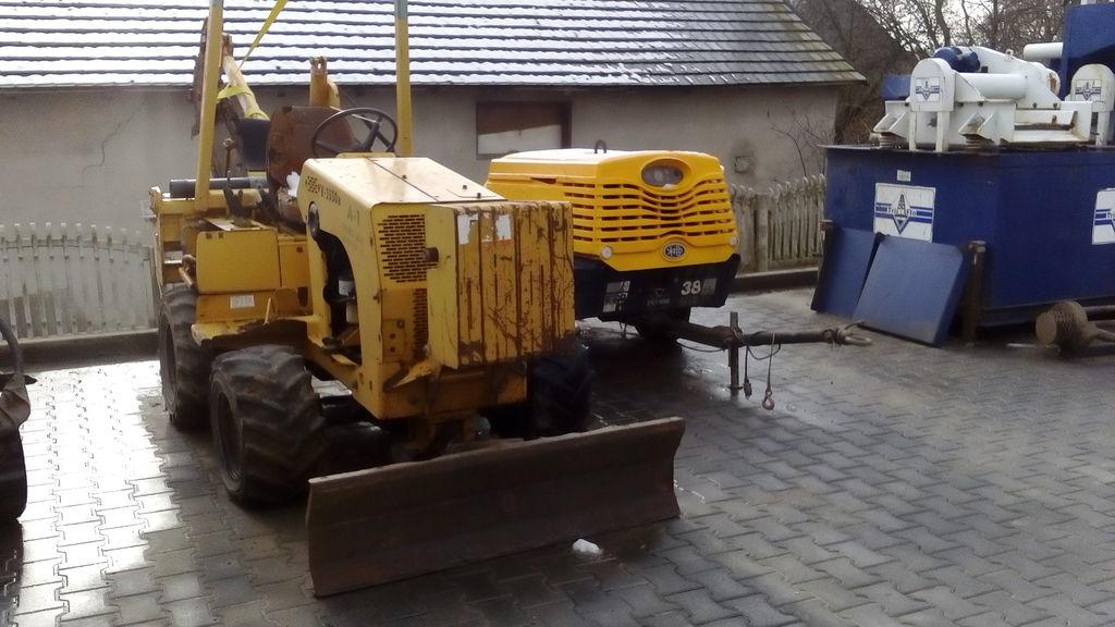 VERMEER  3550 drilling rig