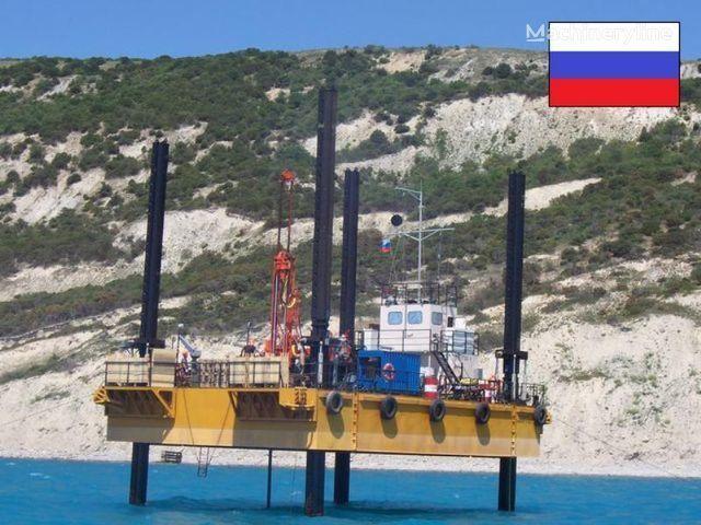 Samopodemnaya platforma MSP-30 (RCP-250) drilling rig