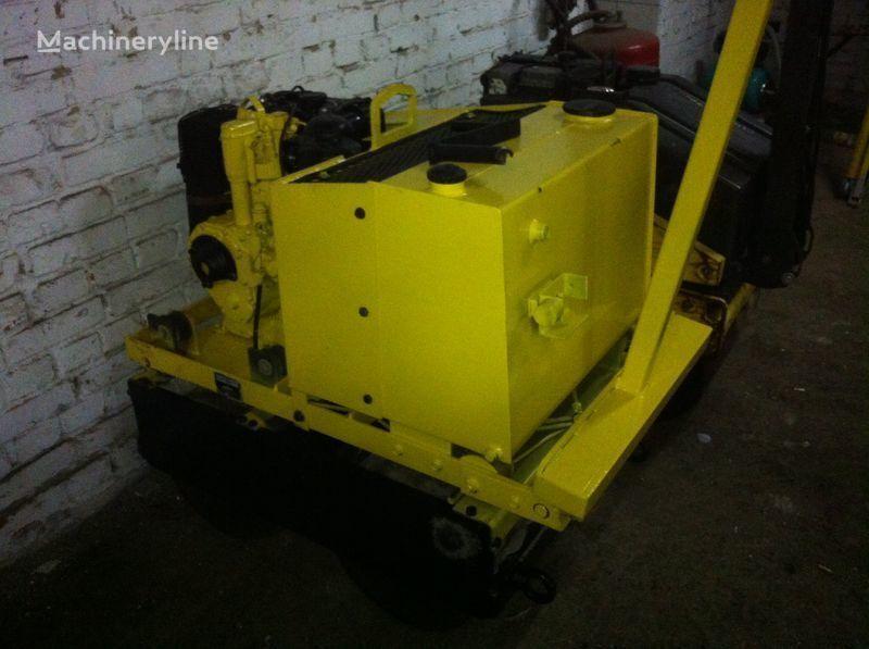 WEBER Dvh 702 mini road roller