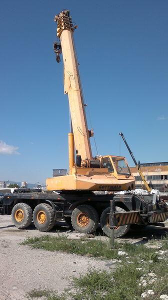 GOTTWALD AMK 56-42 mobile crane