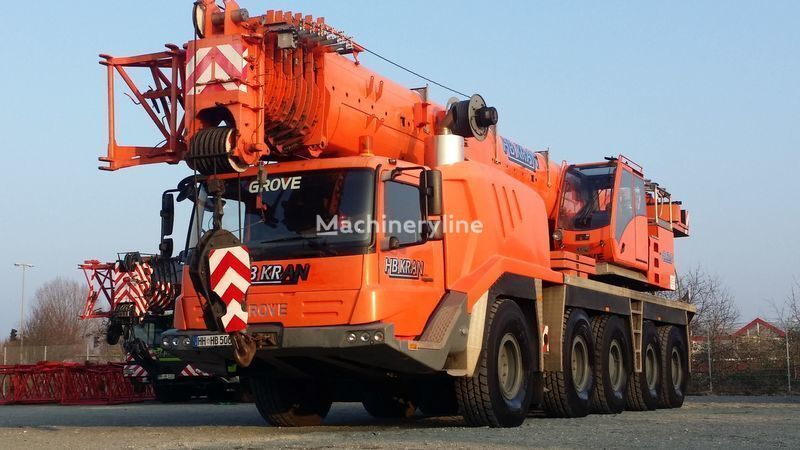 GROVE GMK5095 (SOLD) mobile crane