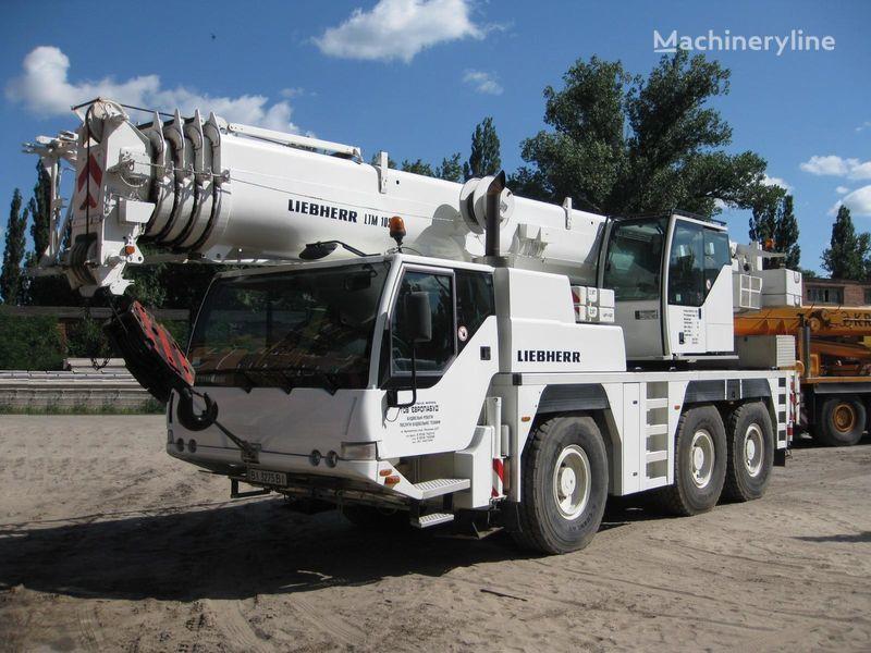 LIEBHERR LTM-1055 mobile crane