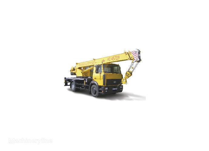 MAZ KS-45729-4 mobile crane