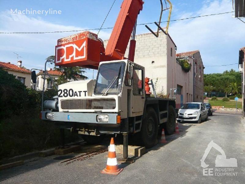 PPM 280 ATT mobile crane