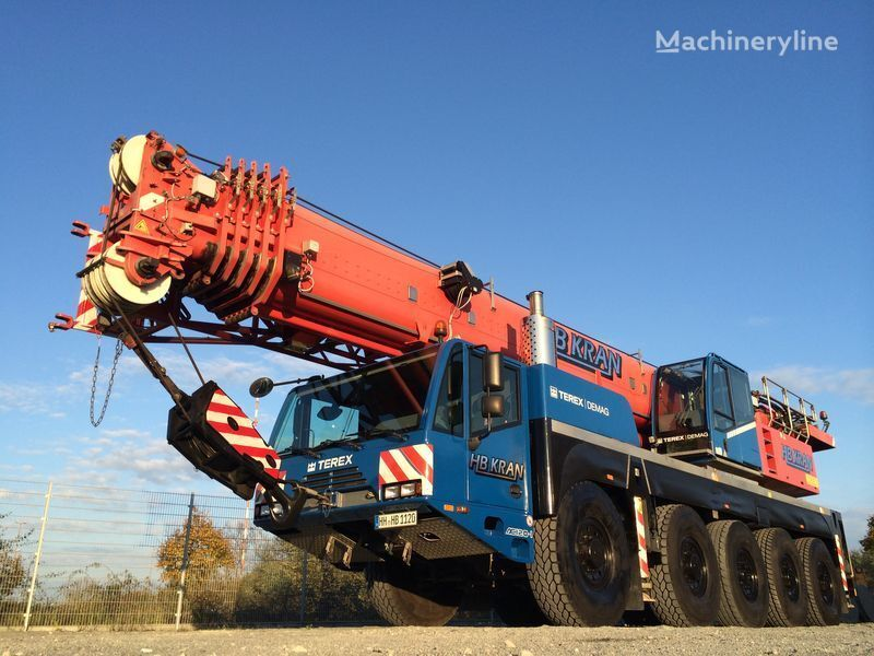 TEREX AC 120 (SOLD) mobile crane
