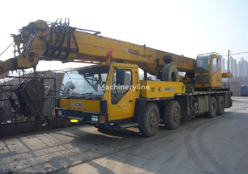 XCMG QY50K mobile crane