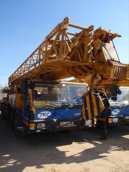 XCMG QY65K mobile crane