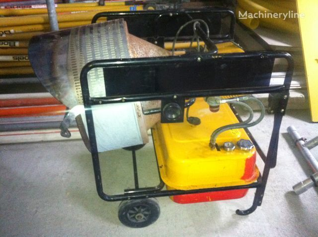 Teplovaya pushka other construction equipment