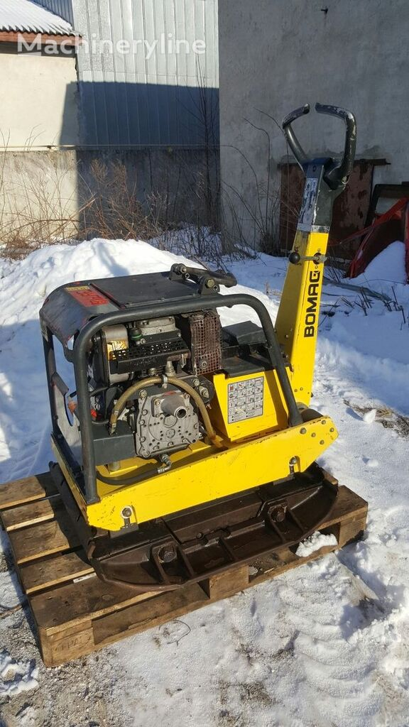 BOMAG BPR 50/52 D-3 plate compactor