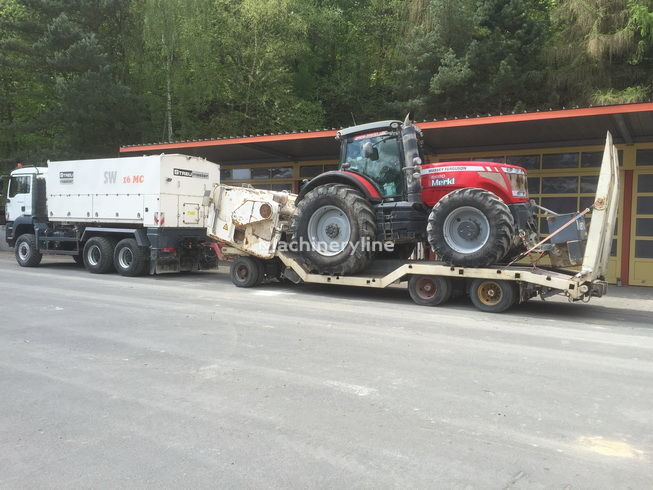 WIRTGEN Streumaster SW16MC recycler