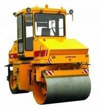 new AMCODOR 6632 road roller