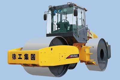 new XCMG 3Y152J road roller