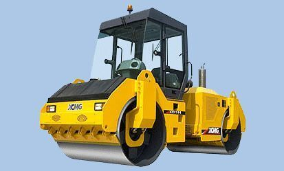 new XCMG XD111  road roller