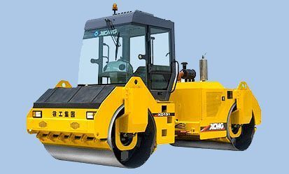 new XCMG XD131  road roller
