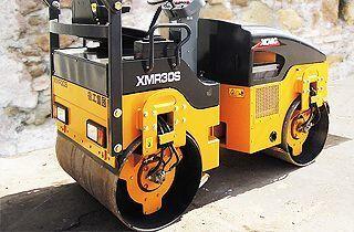 new XCMG XMR30S road roller