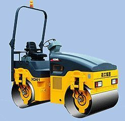 new XCMG XMR40S road roller