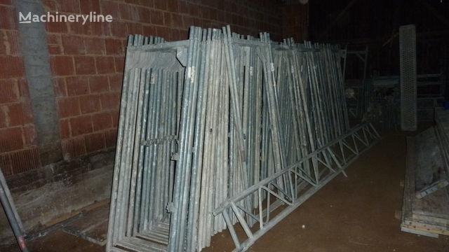 1000qm Layer Gerüst Baugerüst Mallergerüst scaffolding