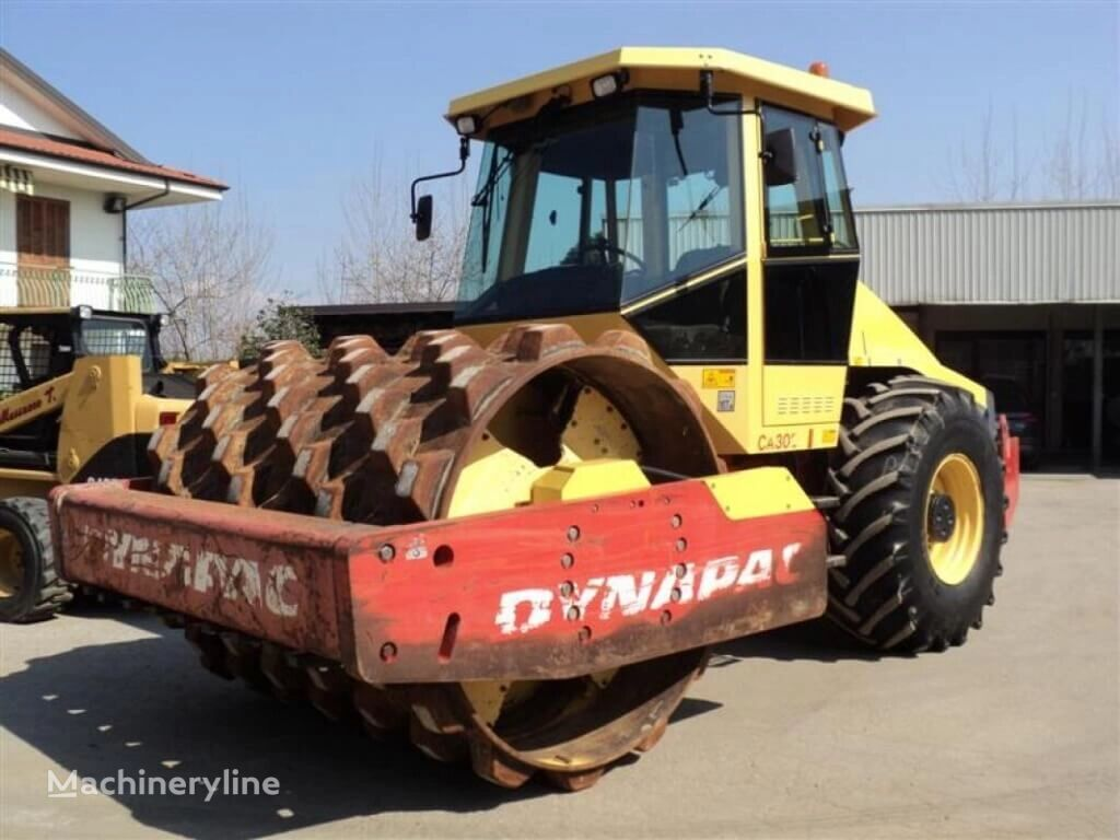 DYNAPAC CA302PD single drum compactor