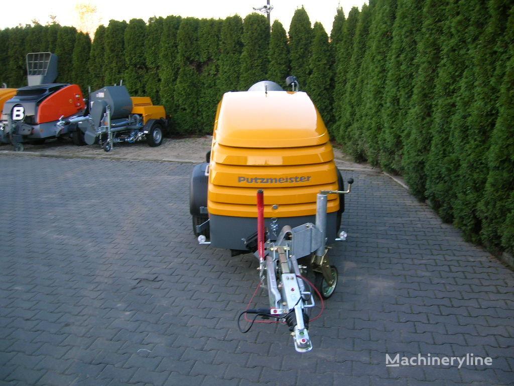 new PUTZMEISTER M740/4 NEW GENERATION stationary concrete pump