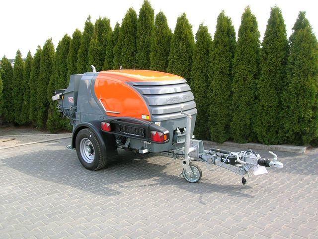 new PUTZMEISTER P- 718 PROMOCJA  stationary concrete pump