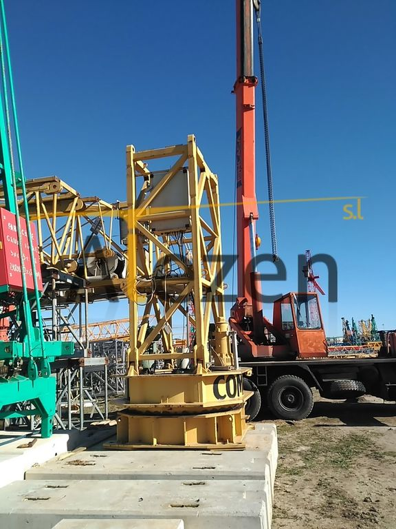 COMEDIL ctt 161-8 tower crane