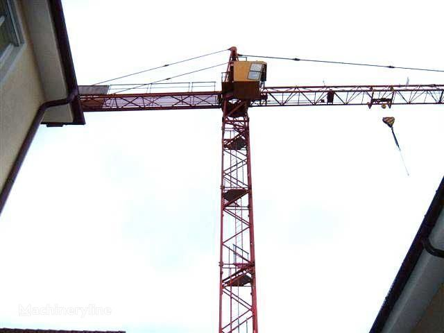 MAN WOLFF WK71SL tower crane