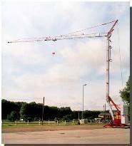 PEKAZETT 4010 tower crane