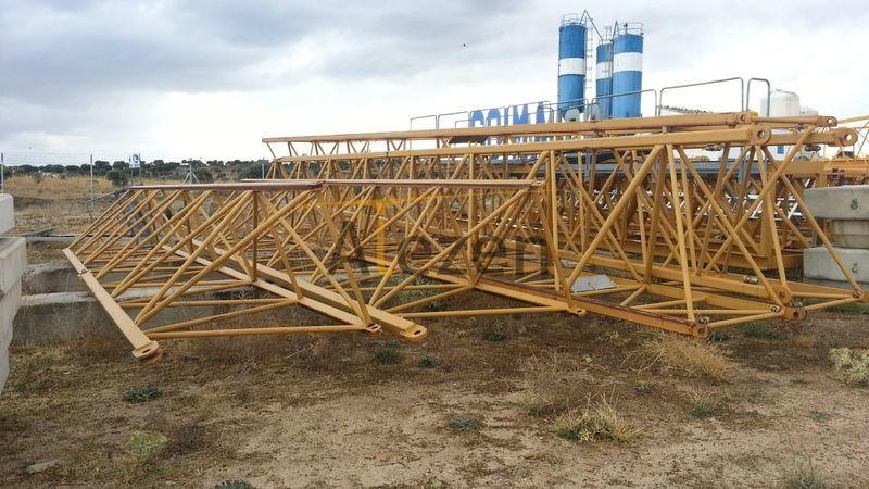 POTAIN soima SGT 85 opcion base tower crane