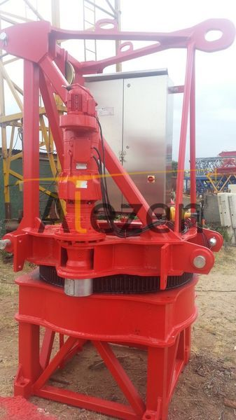 SAEZ 50 tl RECONDITIONED tower crane