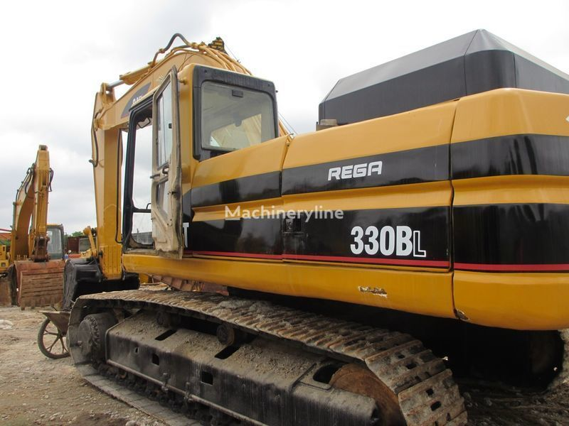 CATERPILLAR 330BL tracked excavator