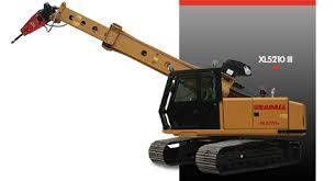 GRADALL XL 3210 4210 5210 3310 4310 5310 7320 tracked excavator