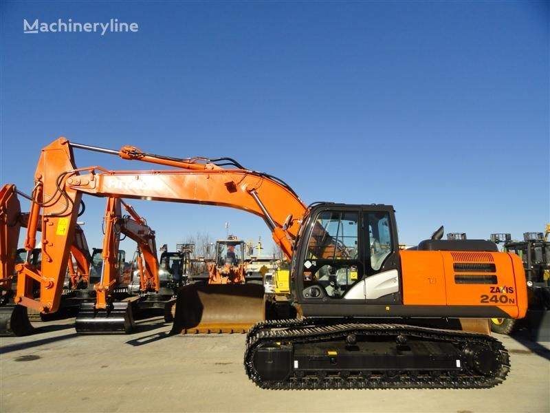 new HITACHI ZX 240N-5B  tracked excavator