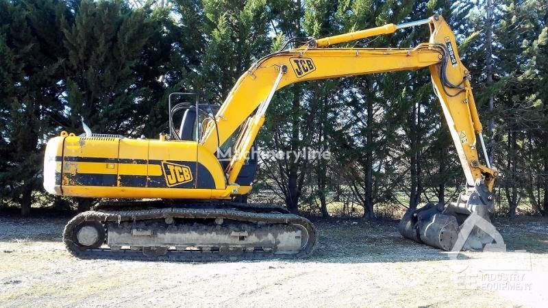 JCB JS 210 LC tracked excavator