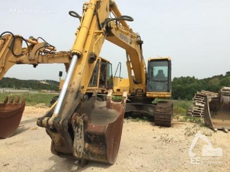 KOMATSU  PC 210 LC-6K tracked excavator