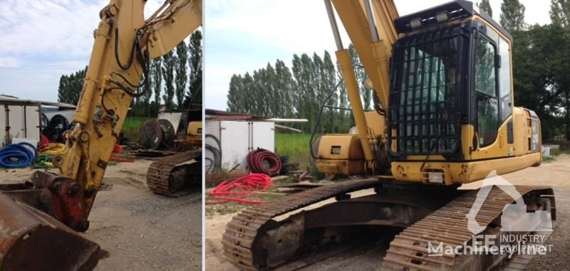 KOMATSU PC 210 LC-8K tracked excavator